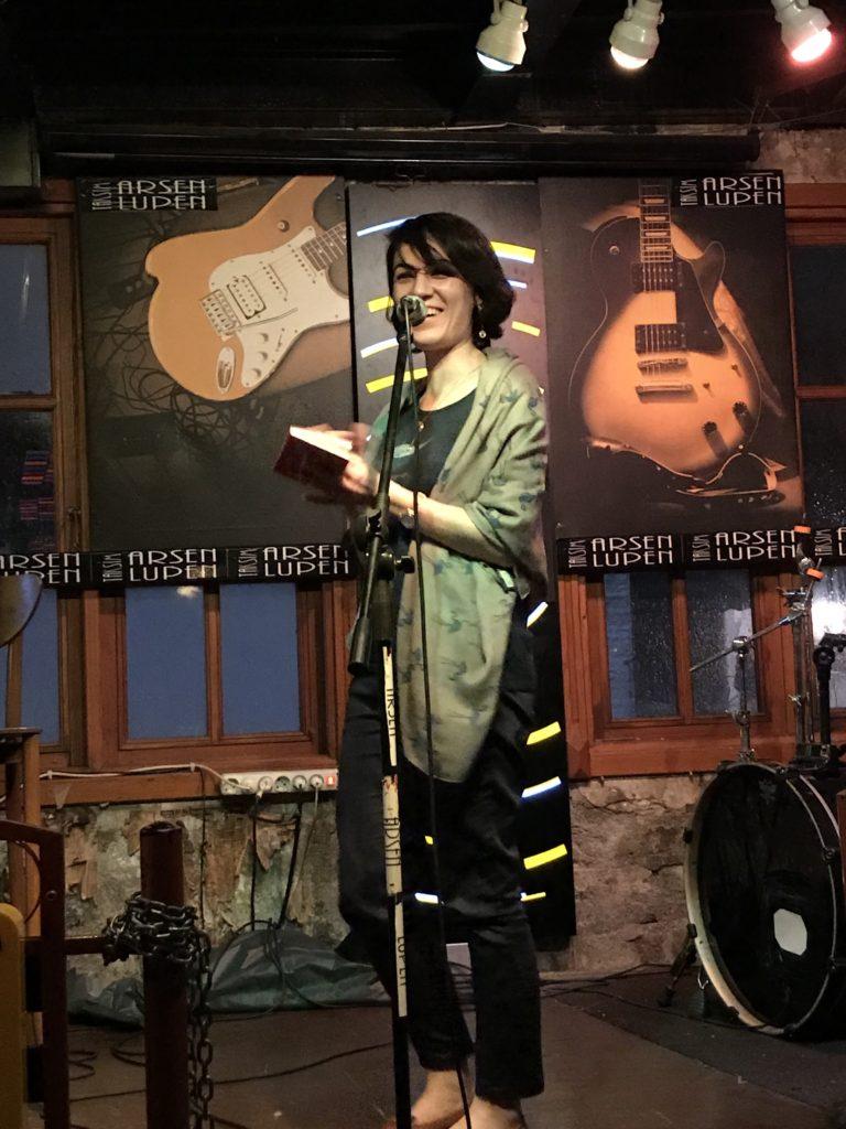 Merve - Founder of Spoken Word Istanbul